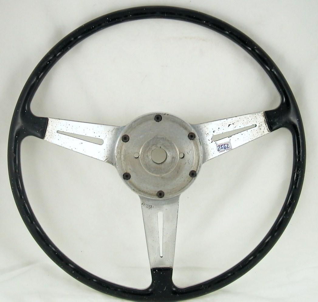 Alfa Romeo 2600 Touring Spider 2.Serie Lenkrad Aus 1963