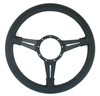 Moto Lita MK4 Lederlenkrad Ø 355mm dished thin slots steering wheel