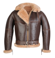 RAF IRVIN SHEEPSKIN FLYING JACKET / IRVIN FLIEGERJACKE